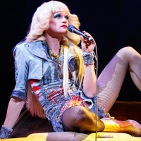 Neil Patrick Harris in Hedwig and the Angry Inch June 2014