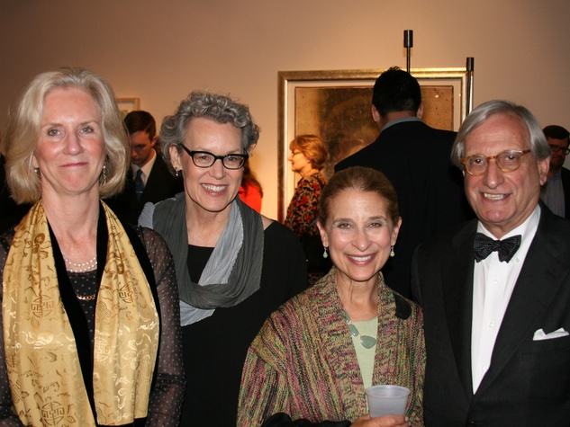 60 Musiqa Passport benefit gala May 2013 Kim Clark Renteria, Carrie Shoemake, Michael Epstein and Janice Poplack