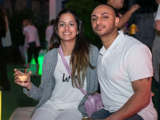 CultureMap Social, March 2016,  Amy Patel, Asif Kabani