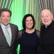 Sean and Kari Tracey, from left, and Brendan Cahill at the Irish Gala November 2014