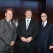 4 Tony Heath, from left, David Bailiff and Randolph Holford at the Matt Schaub Hope Can Heal Gala April 2014