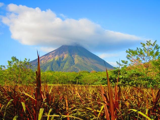 Austin Photo Set: News_Shelley Seale_Nicaragua_march 2012_volcano