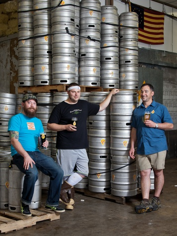 Austin Photo Set: Tastemakers 2013_brewery_austin beer works