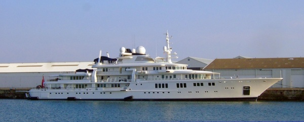 Tatoosh, yacht