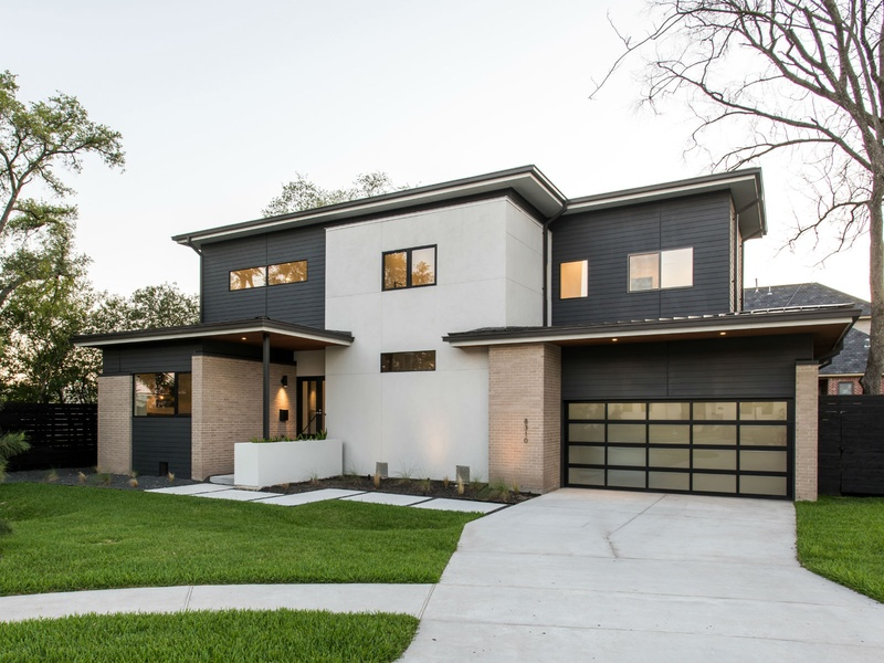 Slideshow eight fab modern dwellings open their doors for Contemporary homes houston
