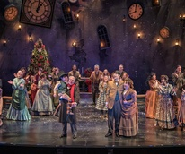 A Christmas Carol Zach Theatre 2015