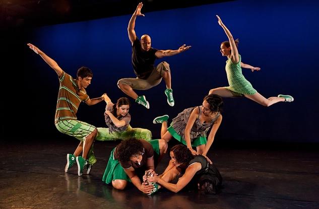 Theater District Open House 2015-Uniquely Houston, Karen Stokes Dance