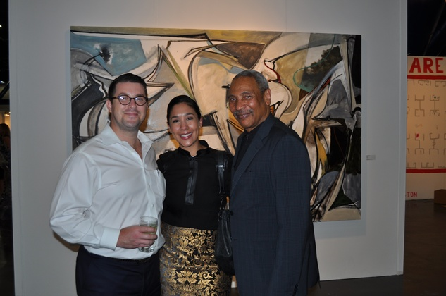 News, Shelby, Texas Contemporary opening, Sept. 2014,  Peter Pettigrew, Cali Pettigrew, John Guess Jr.