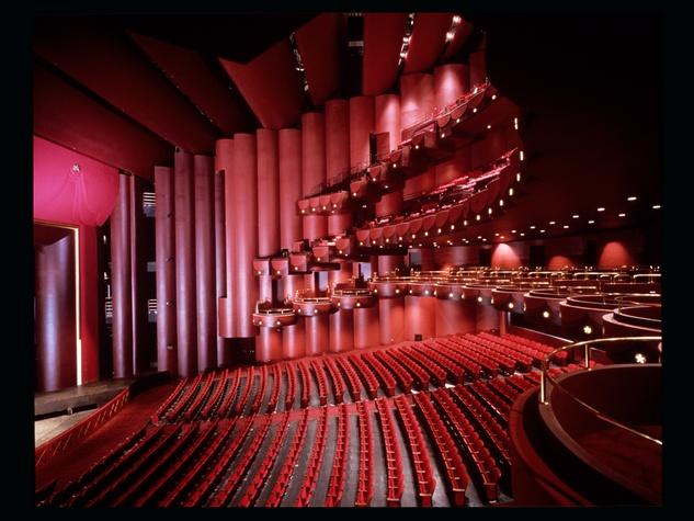 News_Urban Land Institute Houston_awards_January 2012_Wortham Theater Interior
