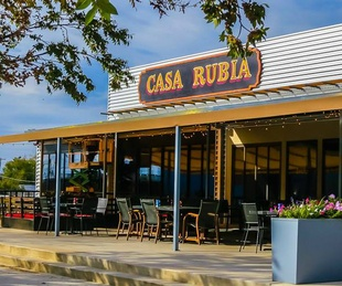 Casa Rubia at Trinity Groves in Dallas