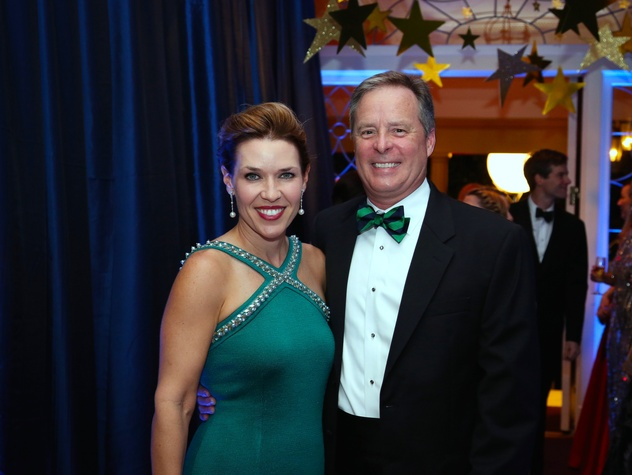 Houston, Junior League of Houston Charity Ball, Feb 2017, Marian Hilbert, Tim Hilbert
