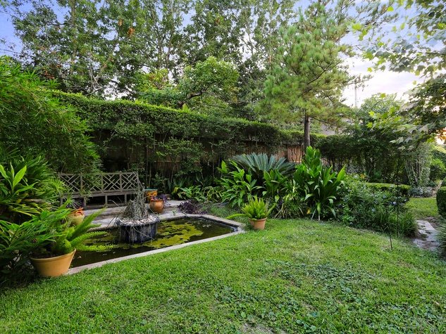On the Market 3373 Del Monte February 2015 back yard
