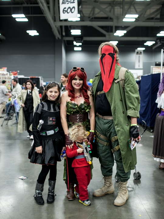 Austin Comic Con 2013 9367