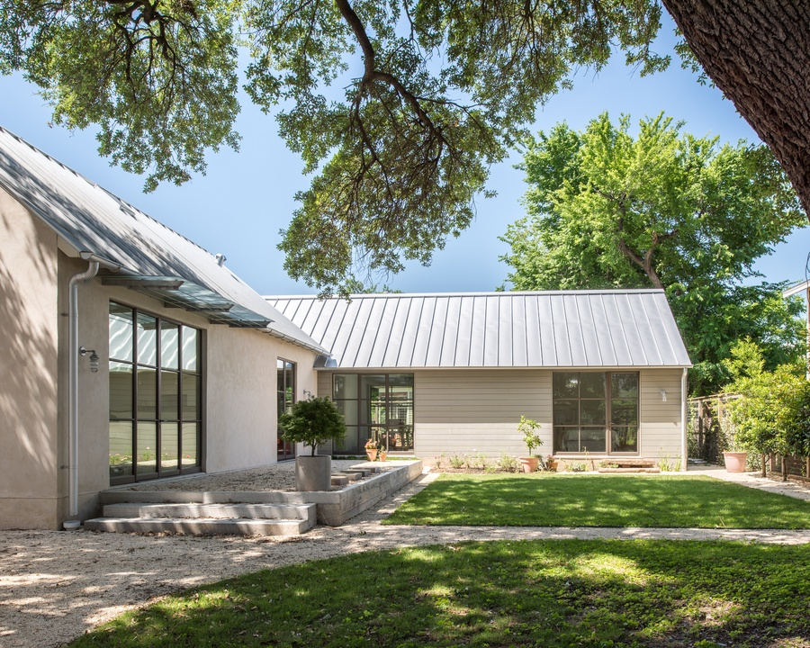 Sabine Street Cottages AIA