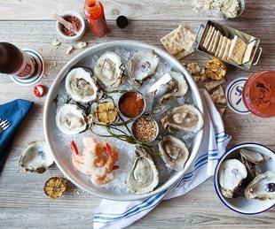 Salt Traders Coastal Cooking seafood restaurant