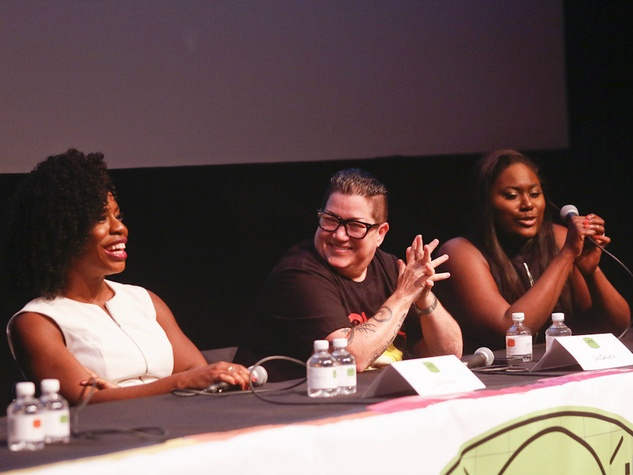 cast of Orange is the New Black at ATX Television Festival