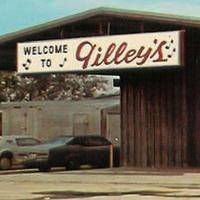 Gilley's dance hall in Pasadena Texas exterior RUN FLAT