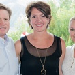 The Nature Conservancy in Aspen July 2013 Mindy Hildebrand and Jeff Hildebrand with Laura Huffman