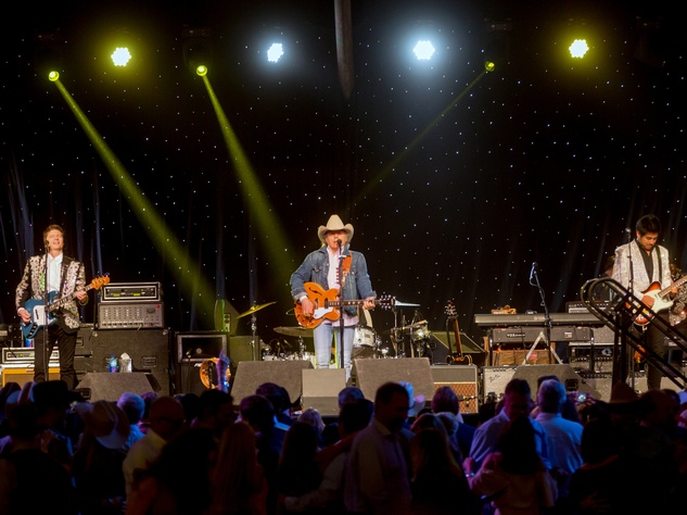 Houston, Cattle Barron's Ball 2017, May 2017, Dwight Yoakam