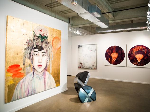 Dallas Art Fair Preview Gala 2017