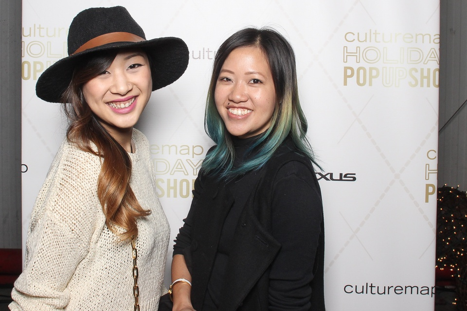 12 Smilebooth CultureMap Pop-Up Shop December 2014