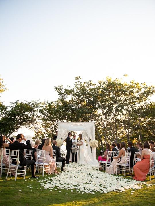 45, Wonderful Weddings, Brittany Sakowitz and Kevin Kushner, February 2013