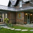 Houzz rustic lake house design