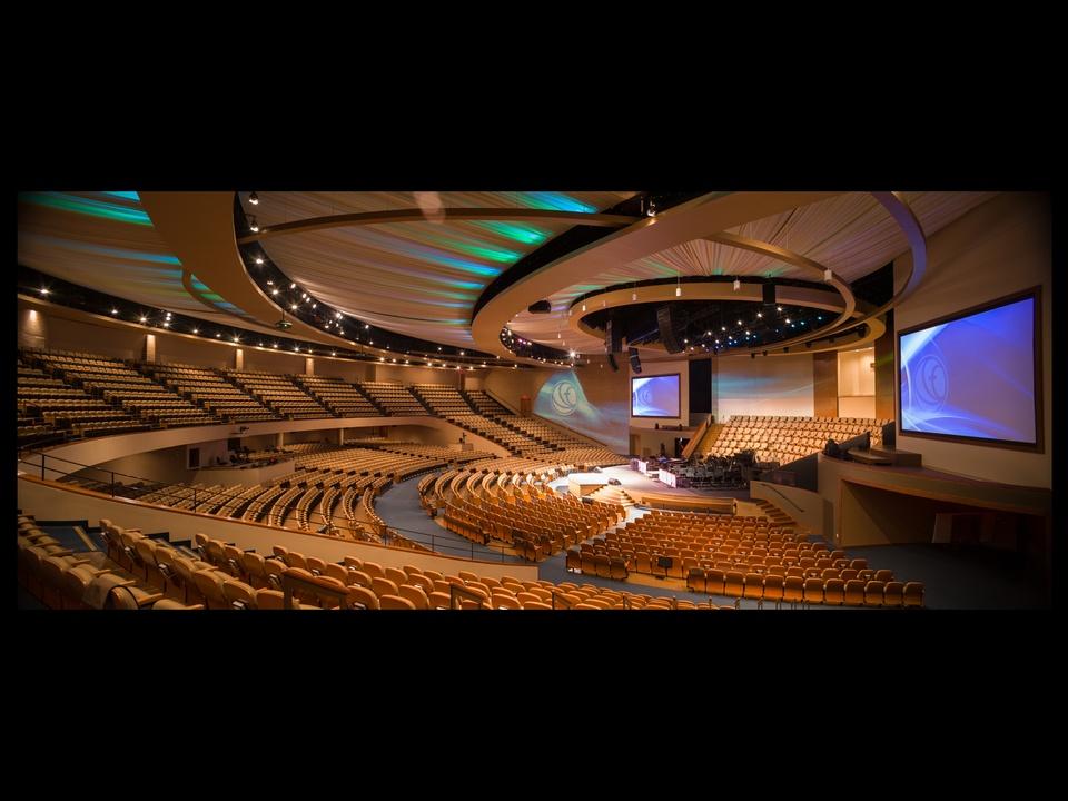 09, AIA Houston, Sacred Spaces, audio photo essay, November 2012, Houston First Baptist Church