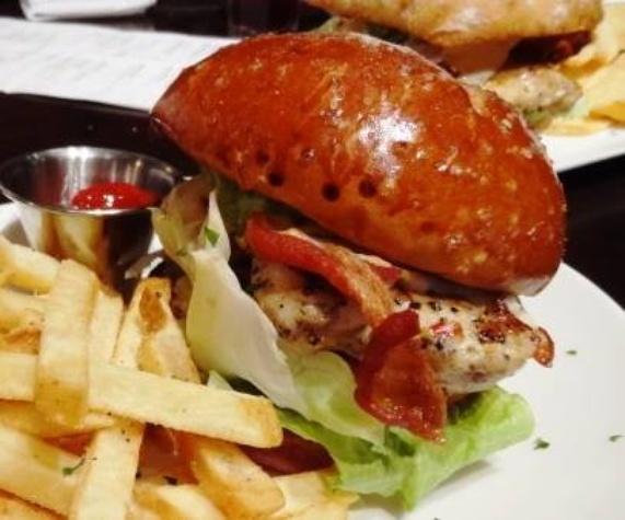 Pappas Meat Co. burger