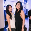 9 Yau Wang, left, and Tami Nguyen at CultureMap fifth anniversary birthday party October 2014