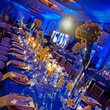 Beyond lighting at Dallas wedding