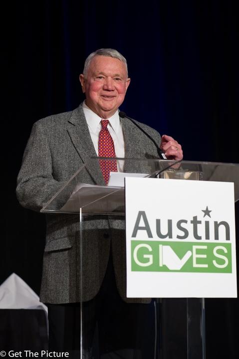 Austin Photo Set: News_Austin Gives_Lee Leffingwell_Arden_Feb 2013