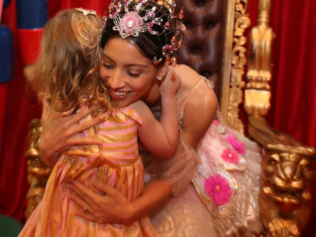 News, Houston Ballet Kingdom of Sweets , Dec. 2015, Scarlett Sugulas