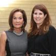 Laura Dern event Melanie Gray, Christina Sacco