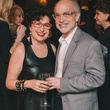 Roz and Alan Pactor at the Fashion Houston Launch Party October 2013
