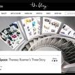 Theresa Roemer closet Neiman Marcus blog screenshot July 2014