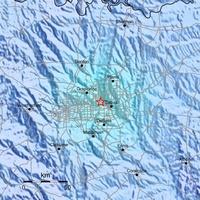 Earthquake registered 1-6-15