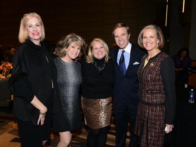 Deborah Montonen, Carole Murray, Cheryl Reynolds, Scott Murray, Cathy Packard, National Philanthropy Day