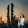 Forbes 30 under 30 Allison Lami Sawyer 29, co-founder, Rebellion Photonics