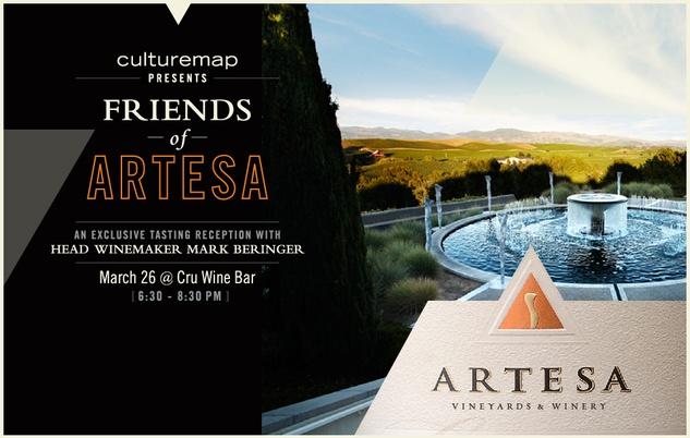 Artesa Wine Event