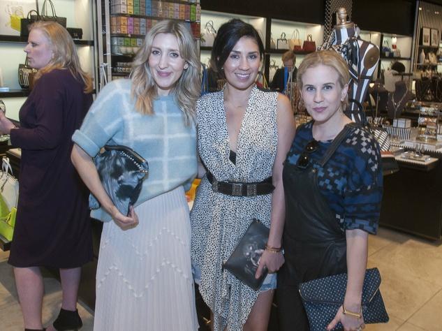 Angela Fink, Tori Gonzales, Lynsey Eaton