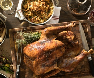 SweetFire Kitchen Thanksgiving