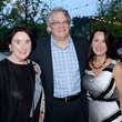 Dr. Ann Stuart, Michael and Amy Meadows, Rory Meyers Children's Adventure Garden Gala