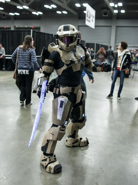 Austin Comic Con 2013 9303