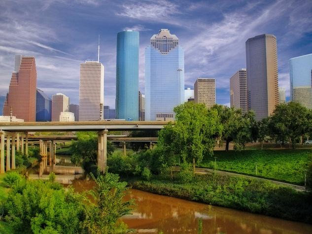 News_Houston_downtown_skylline_Buffalo Bayou