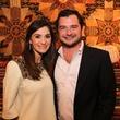 HGO Ovation Awards announcement and reception, March 2013, Sylia Gallegos, David Cordua