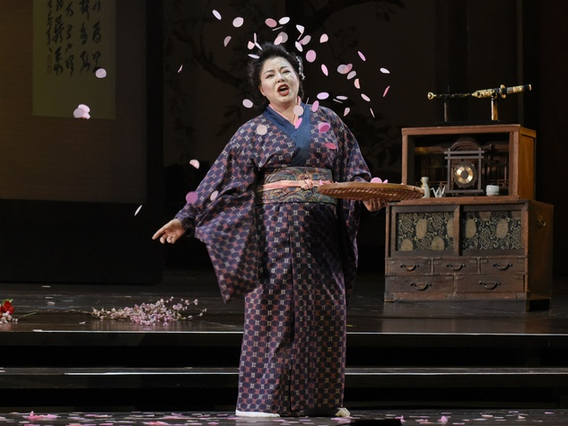 Dallas Opera presents Madame Butterfly