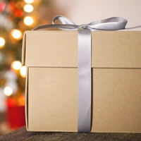 holiday gift package