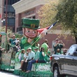 St. Patrick's Day Parade Houston, March 2013, Parade Chairman Sean Kearns and Family