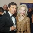 The Menil 25th anniversary gala, December 2012, Josef Helfenstein and Lynn Wyatt